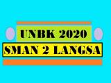 JADWAL UNBK 2020
