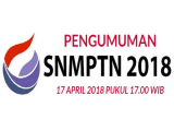 Pengumuman Kelulusan SNMPTN 2018